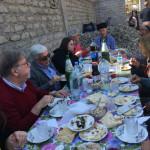 Lunch, Karachopt