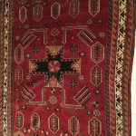 Borchalu rug (region of southern Georgia), Simon Janashia National Museum of Georgia stores
