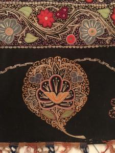Rasht embroidery, Simon Janashia National Museum of Georgia stores