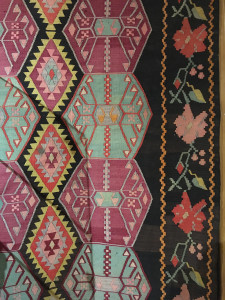 Georgian kilim, State Museum of Folk and Applied Arts