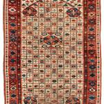 Lot 10. Ersari Prayer Rug, Central Asia, middle Amu Darya region.  Second half 19th century. 130 x 87 cm, Estimate €3,600