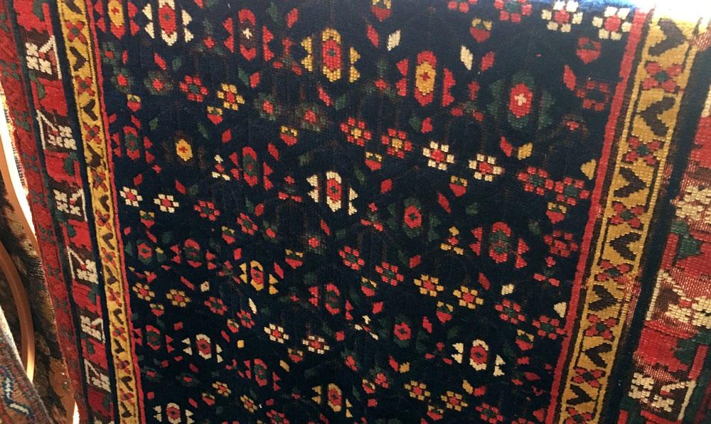 Baluchistan rug, circa 1900, Hayko