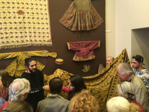 Fuad Jabrayilov and Ruslan Huseynov present the FR Collection, Natavan Gallery, Baku