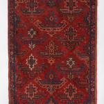 OWEN PARRY, Fine Afshar Rug, Persia, circa 1880, 1.37m x 0.97m