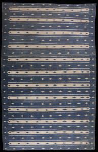 C. John Rare Rugs & Carpets, Cotton Dhurrie, Jaipur, circa 1890, 315cm x 198cm