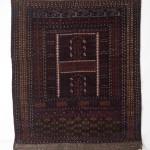 AARON NEJAD, Saryk Ensi, Central Asia, circa 1880, 1.82m x 1.53