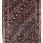 LIBERTY ORIENTAL CARPETS, Luri Rug, Persia 19th century, 2.50m x 1.80m