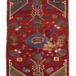Karapinar rug fragment, 153 by 91cm
