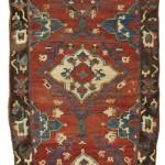 Karapinar rug, 234 by 144cm