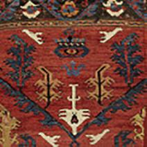 92J6T-A-Karapinar-rug-fragment-Central-Anatolia-275-by-134cm-crop-122x122