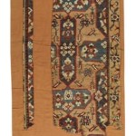 92J77, A Karapinar carpet fragments, 447 by 114cm