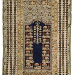 Kula Prayer Rug, 176 by 121cm