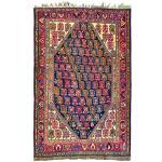 Qashqa'i pile rug, Fars Province, southwest Persia, ca. 1900