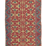 Lot 258, 'Lotto' rug, probably Ushak, West Anatolia, late 16th century. Estimate: £40,000-£60,000