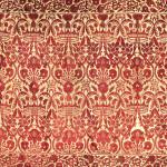 Genoese cisele velvet hanging (detail), Italy, 17th century. Estimate: £15,000-£20,000