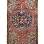 Ushak medallion carpet, West Anatolia, early 16th century. Estimate: £150,000-£200,000