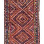Lot 14, Lori rug, southwest Persia, circa 1880. Estimate: EUR 4,000