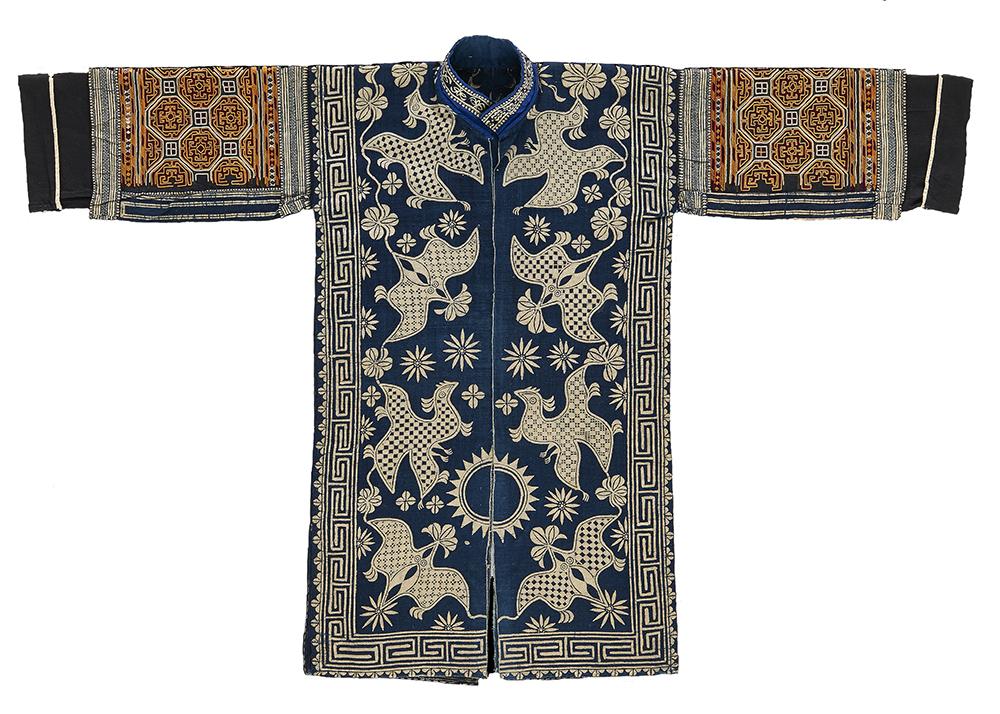 Chinese festival jacket