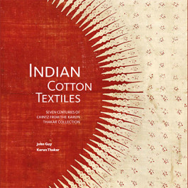 TradeTokens Indian cotton textile cover