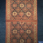 Small-pattern Holbein carpet, west Anatolia, Turkey, 16th century