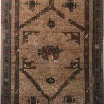 Double-niche village carpet, central Anatolia, Turkey, 15th/16th century