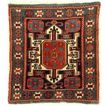 Lot 198, Shahsavan sumakh bagface, Persia, 19th century. Estimate: €2,500-6,000