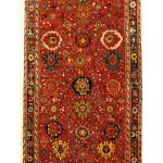 Lot 298, Kelleh carpet, northwest Persia, circa 1800. Estimate: €8,500-14,000