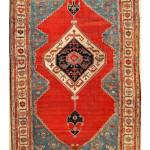 Lot 302, Bakhshaish carpet, northwest Persia, 19th century. Estimate: €11,000-16,000