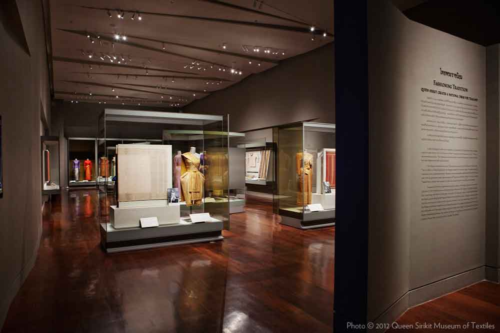 Queen Sirikit Museum Of Textiles First International