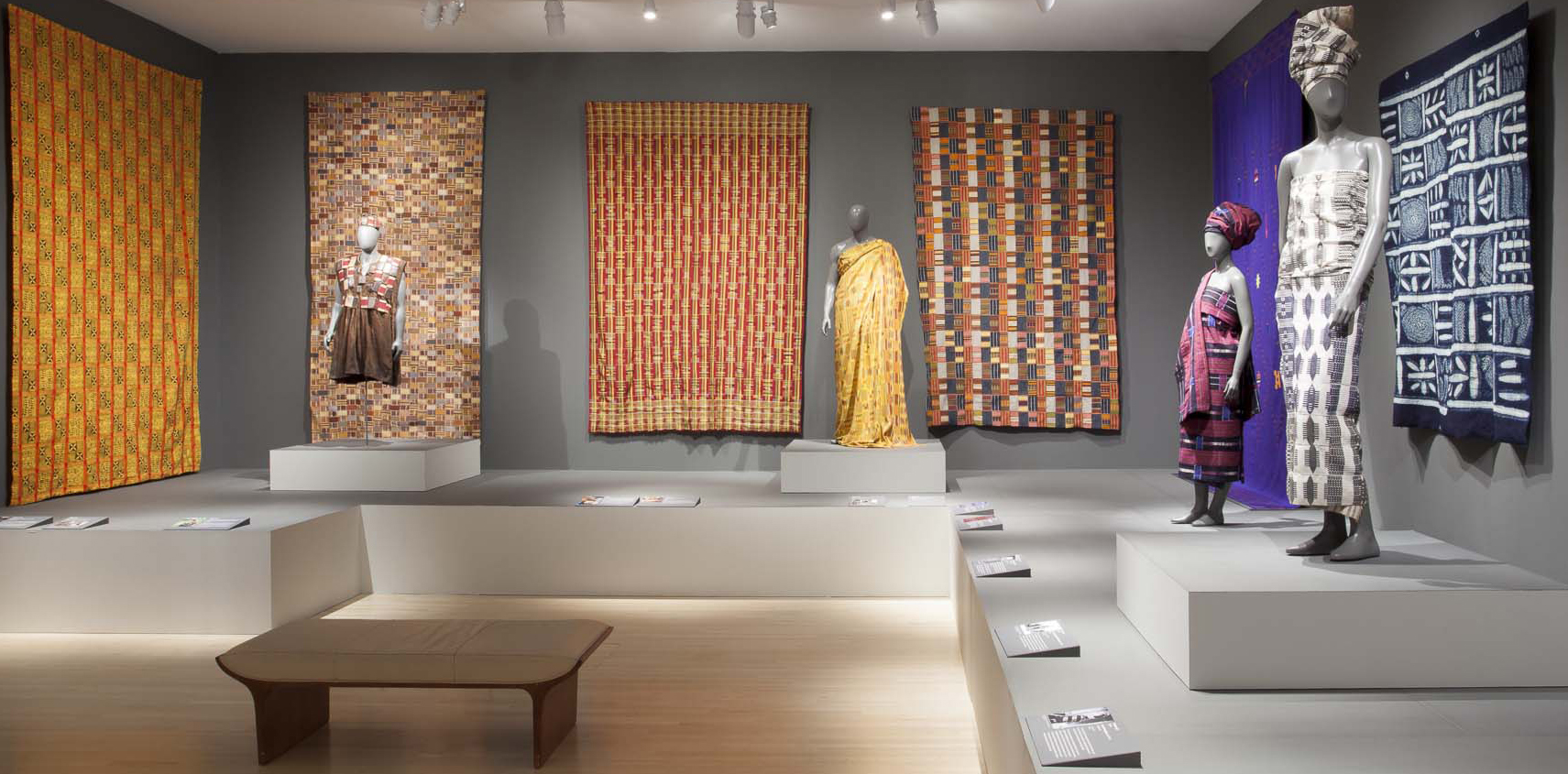 Majestic African Textiles In Indiana Until March 2014 Hali