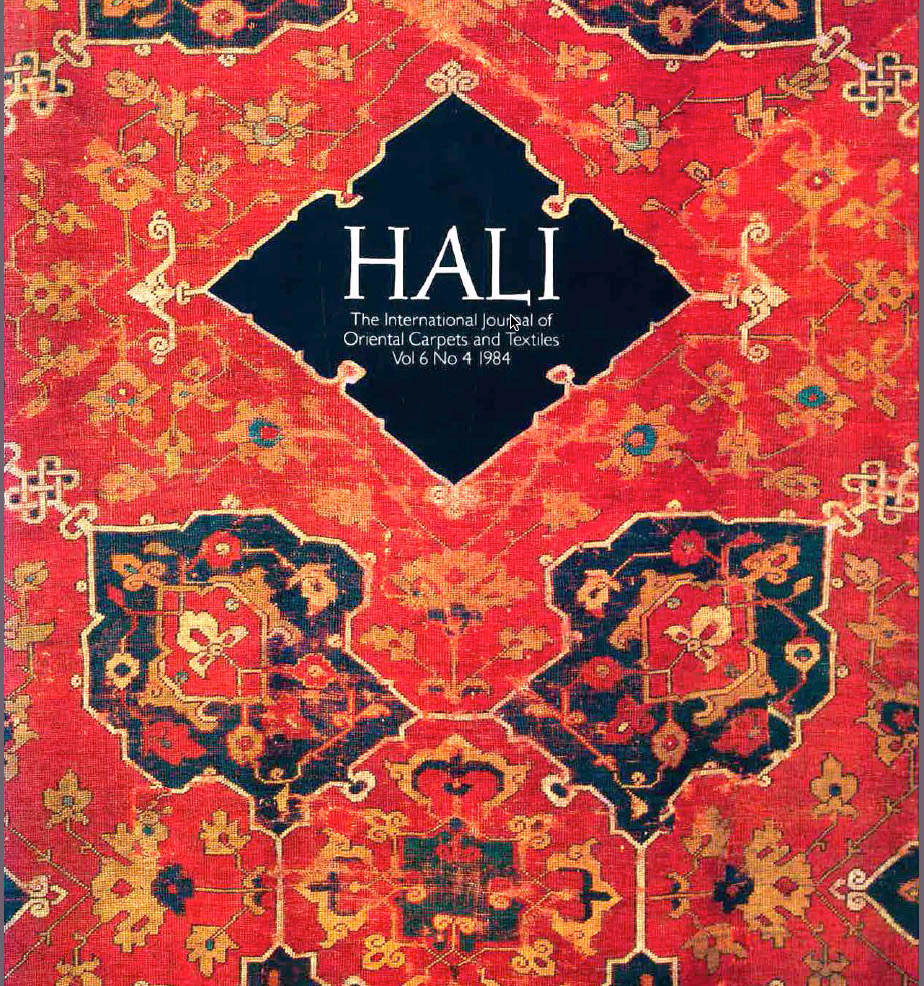 Turkish Carpets In The V&A, By Donald King, Robert Pinner
