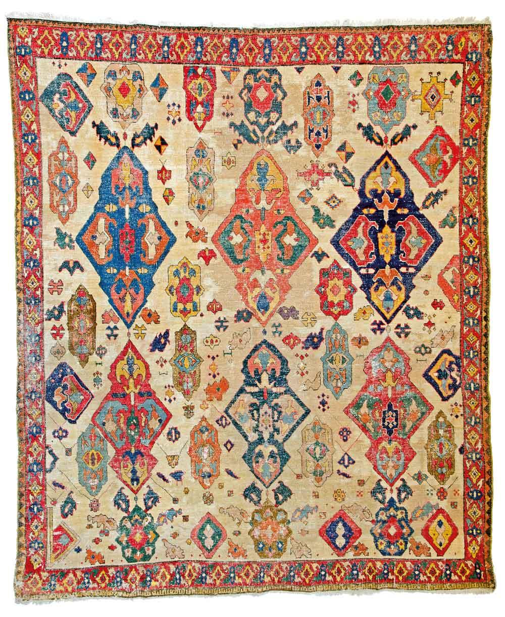 Fine Antique Oriental Rugs II, Austria Auction Company