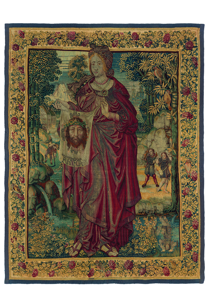 Anatomy of an Object: A Flemish Tapestry - HALI